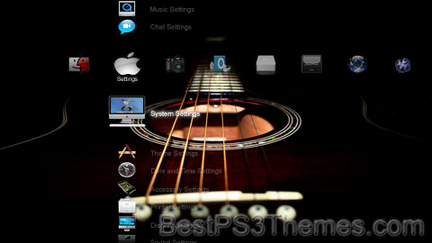 PS3 Apple 03 Theme