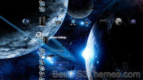 PS3 Codename Gran Universo Theme
