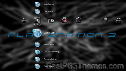 PS3 Cool Theme