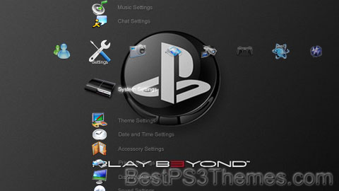 PS3 Modern Theme
