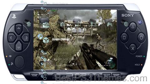 PS3onPSPonPS3 Theme