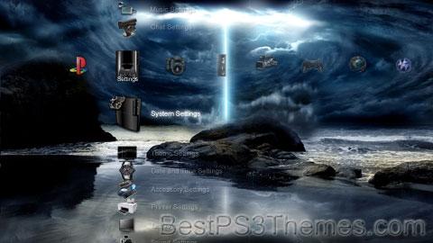 PS3 Theme