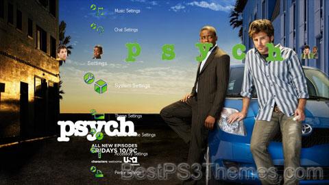 Psych Theme