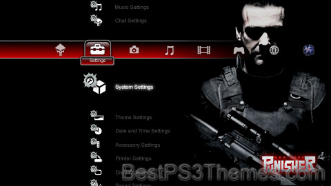 Punisher War Zone Theme