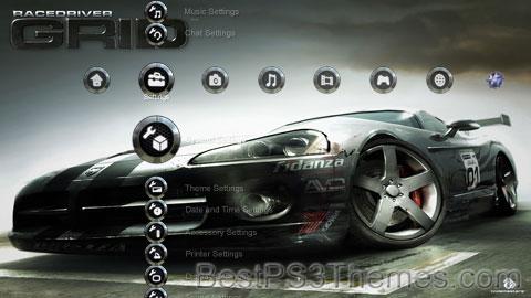 Race Driver Grid Theme 3