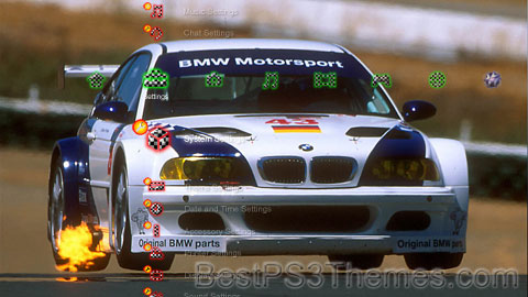 Racer BMW Theme