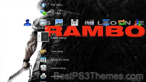 Rambo Done Right Theme