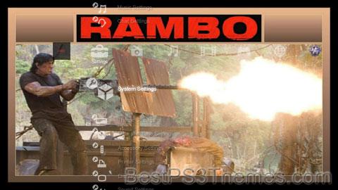 Rambo NEW Theme