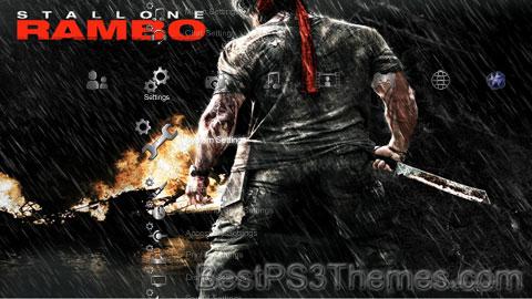 Rambo Silver Theme