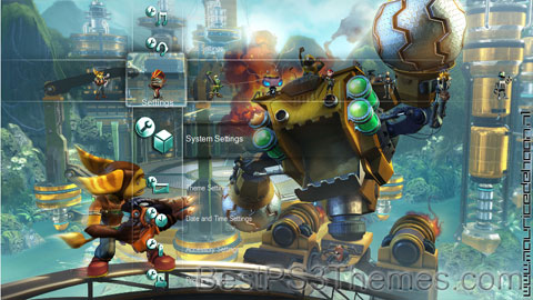 Ratchet and Clank Theme 3