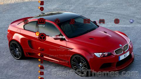 Red BMW Theme