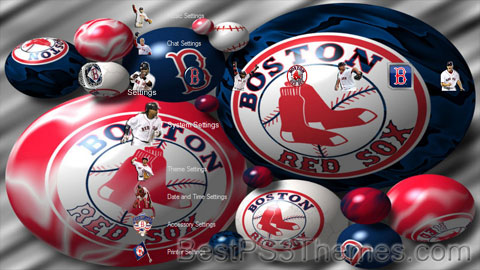 Red Sox Theme