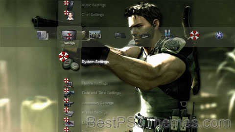 Resident Evil 5 Theme 5