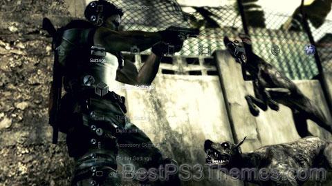 Resident Evil 5 Theme 6