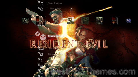 Resident Evil 5 ver 1 Preview