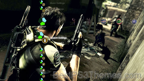 Resident Evil 5 by DK Preview