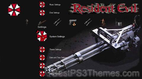 Resident Evil Theme 3