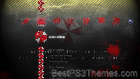 Resident Evil w/ Sound Theme