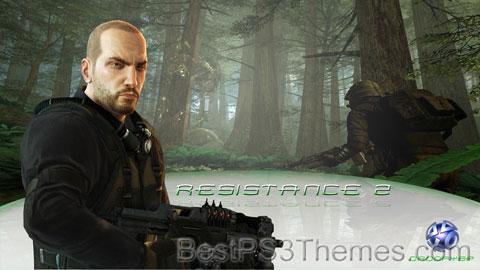 Resistance 2 NXE Theme