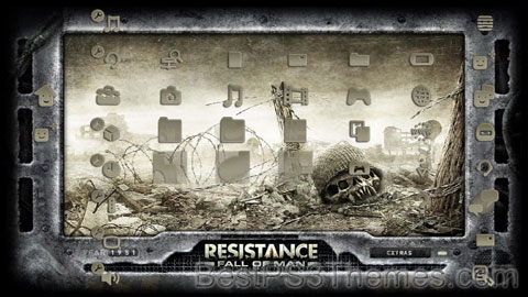 Resistance Fall of Man Theme 2