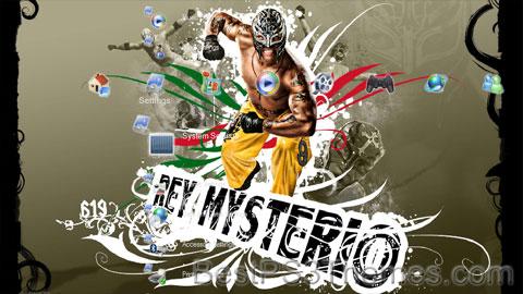Rey Mysterio Theme