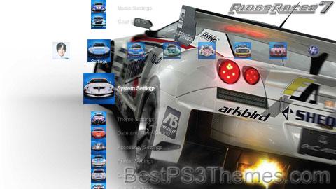 Ridge Racer 7 v2 Theme