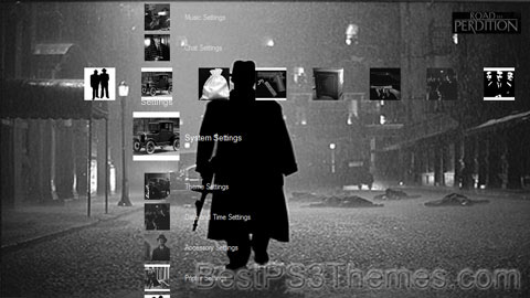 road to perdition theme essay Road to perdition (2002) on imdb: movies, tv, celebs, and more  superb  performances, the stunning lighting and cinematography, the wonderful  soundtrack.