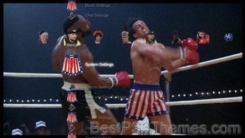 The Rocky Story Theme