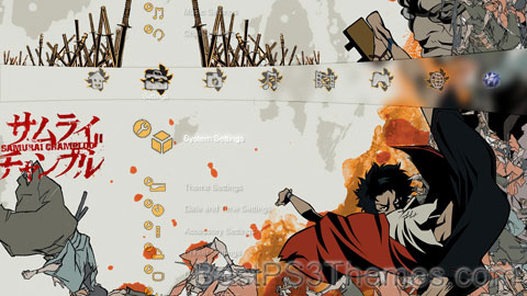 Samurai Champloo Theme