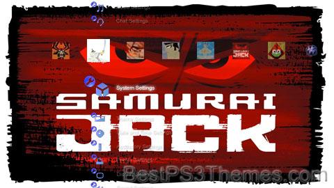 Samurai Jack Theme