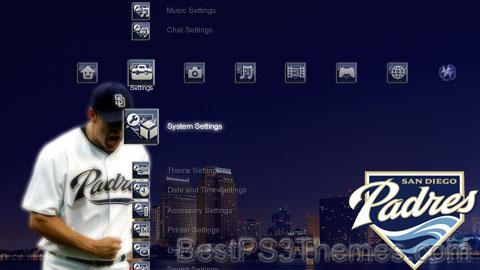 San Diego Padres Theme