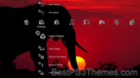 Save The Elephants Theme