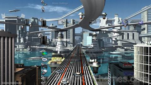 Sci-fi Cities Theme
