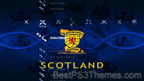 Scotland Theme