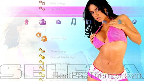 Selena Spice 3.0 Theme