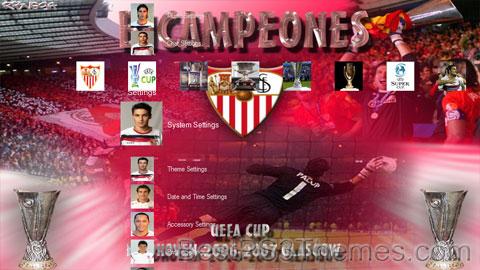 Sevilla FC Theme