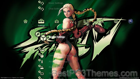 SFIV Cammy Theme