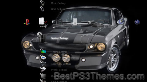 Shelby GT500 Eleanor gone in 60 secs Theme