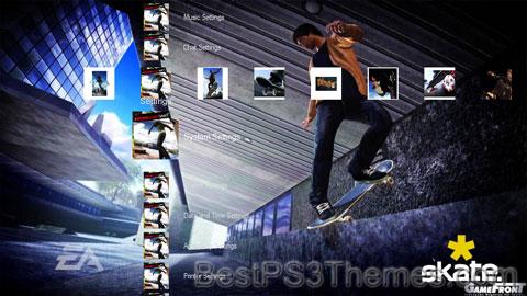 Skate Theme