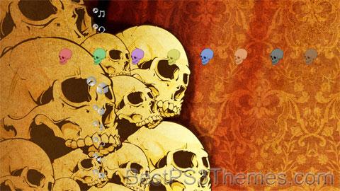 Skullzor Theme