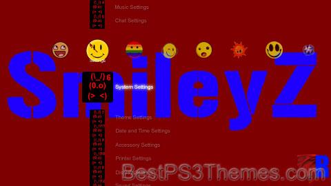 SmileyZ Theme