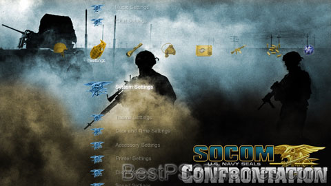 Socom Confrontation Theme 4