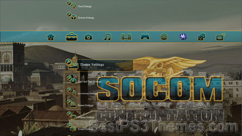 SOCOM Confrontation Theme 5