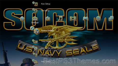 SOCOM Series Theme