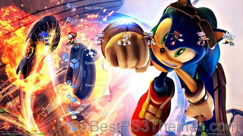 Sonic Evolution Theme