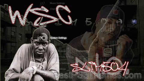 Soulja Slim (Slim504) Theme