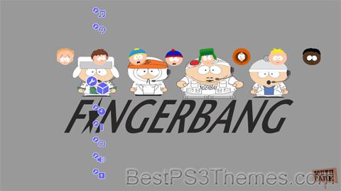 South Park v1.1 Theme