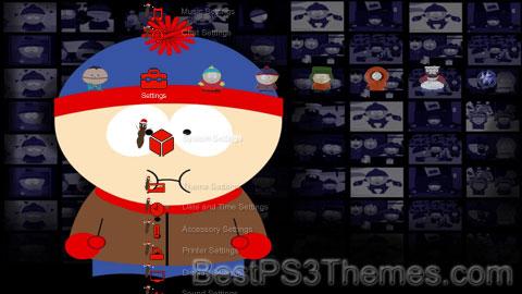 South Park Theme 5