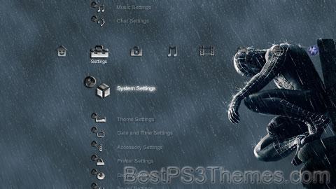 Spiderman Theme 3