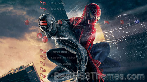 Spiderman Theme 4